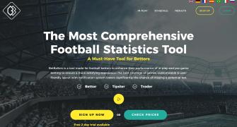 Football statistics service